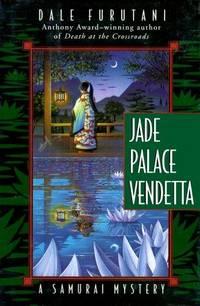 Jade Palace Vendetta: A Samurai Mystery (Samurai Mysteries)