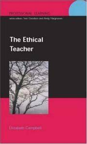 image of The Ethical Teacher (Professional Learning)