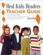 Real Kids Readers: Teacher Guide Levels 1-3