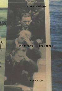 French Lessons  A Memoir