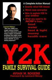 Y2K Family Survival Guide: A Complete Action Manual for Your Y2K Lifeboat