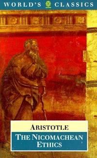 image of The Nicomachean Ethics (The World's Classics)
