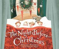 The Night Before Christmas by Clement Clarke Moore - Hardcover - 2013-07-06 - from Books Express and Biblio.com