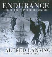 Endurance: Shackleton's Incredible Voyage by Alfred Lansing - 2008-03-02 - from Books Express and Biblio.com