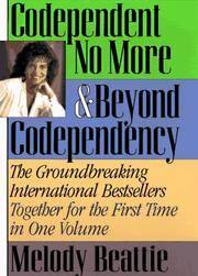 image of Codependent No More: Beyond Codependency
