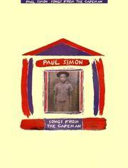 image of Paul Simon: Songs From The Capeman