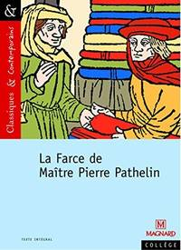 La farce de ma?tre Pathelin by Anonyme - Paperback - from Better World Books Ltd and Biblio.com