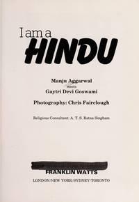I Am a Hindu (My Heritage Series) Aggarwal, Manju