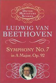 Symphony No 7 - a Major