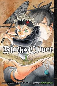 Black Clover, Vol. 1 (1)