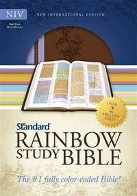 Rainbow Study Bible-NIV
