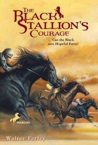 The Black Stallion's Courage