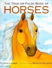 True-Or-False Book Of Horses