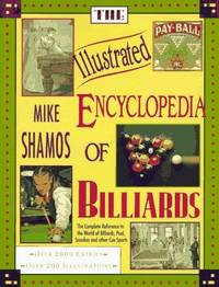 The Illustrated Encyclopedia of Billiards Shamos, Michael Ian