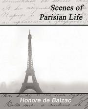 image of Scenes of Parisian Life