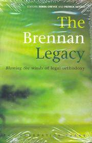 The Brennan Legacy : Blowing the Winds of Legal Orhodoxy