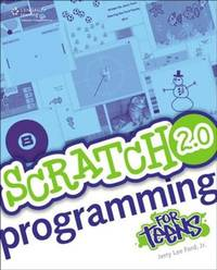 Scratch 20 Programming For Teens