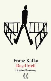 Das Urteil (English and German Edition) by  Franz Kafka - Paperback - 1994 - from The John Bale Books LLC (SKU: 75646a)