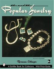 40S AND 50S POPULAR JEWELRY - REVISED & EXPANDED 2ND EDITION