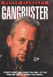 GANG BUSTER. by  MIKE:  PETER with FIELDER - UK,8vo HB+dw/dj,1st edn - from R. J. A. PAXTON-DENNY. (SKU: rja719017)