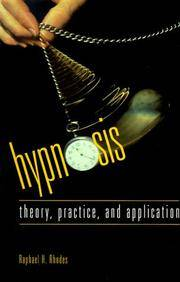 image of Hypnosis: Theory, Practice and Application