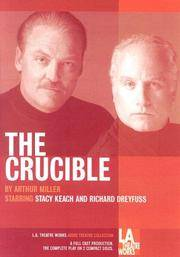 image of The Crucible (Audio CD)