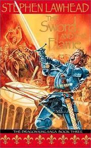 image of The Sword and the Flame: Dragon King Saga Bk.3 (The Dragon King saga)