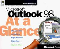 Microsoft Outlook 98 At a Glance (At a Glance (Microsoft))