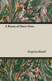 image of A Room of One's Own