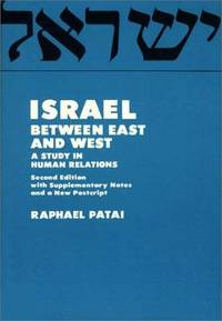 Israel Between East and West