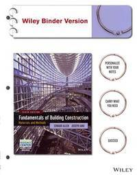 image of Fundamentals of Building Construction: Materials and Methods with Interactive Resource Center Access Card, 6th Edition Binder Ready Version
