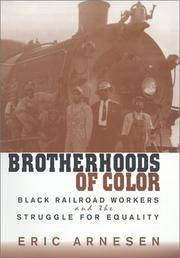 image of Brotherhoods of Color: Black Railroad Workers and the Struggle for Equality