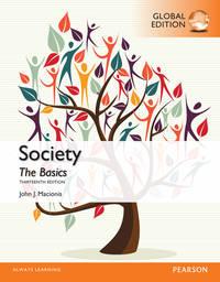 image of Society: The Basics, Global Edition