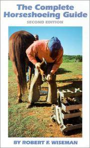 image of The Complete Horseshoeing Guide