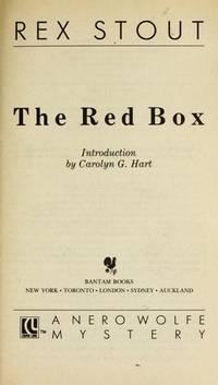 The  Red Box - Nero Wolfe vol. 4
