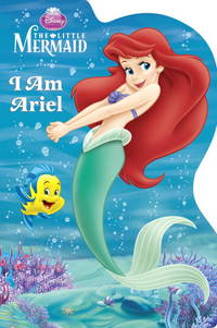 I AM ARIEL - SHAPED