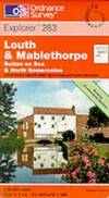 image of Louth and Mablethorpe (Explorer Maps)