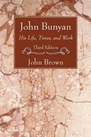 John Bunyan