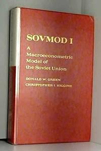 SOVMOD I: A macroeconometric model of the Soviet Union
