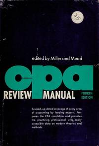CPA Review Manual