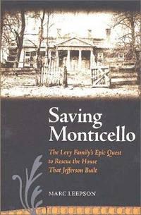 Saving Monticello