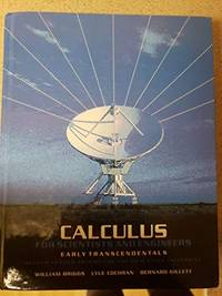 CALCULUS:F/SCI...:EARLY TRANS. >CUSTOM<