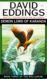 DEMON LORD OF KANDARA: BOOK THREE OF TH MALLOREON.