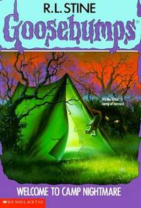 image of Goosebumps: Welcome To Camp Nightmare