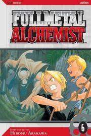 image of Fullmetal Alchemist volume 6