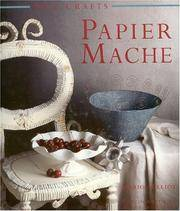 Papier Mache (New Crafts)