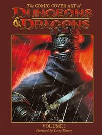 The Comic Cover Art of Dungeons & Dragons Volume 1