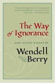 Way Of Ignorance, The