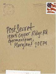 *Signed* PostSecret: Extraordinary Confessions from Ordinary Lives