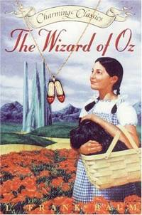 The Wizard Of Oz Book and Charm